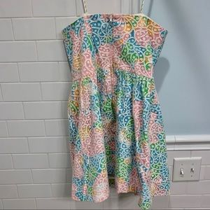 Lilly Pulitzer Dresses - Lilly Pulitzer Strapless Dress